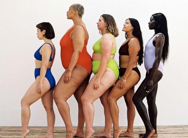 PHOTO: Youswim makes swimsuits designed to fit seven sizes in one. (Youswim/Ebony Talijancich)