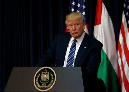 Trump visits Israel's Holocaust Museum, hails Jewish people