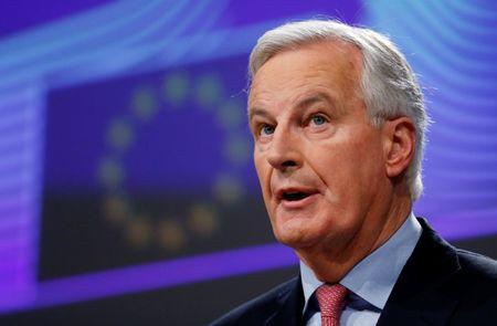 EU's negotiator says Britain can only get a free-trade ...
