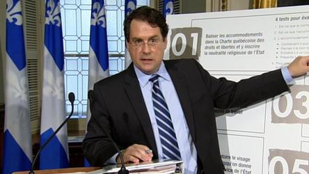 PQ announces Quebec values charter