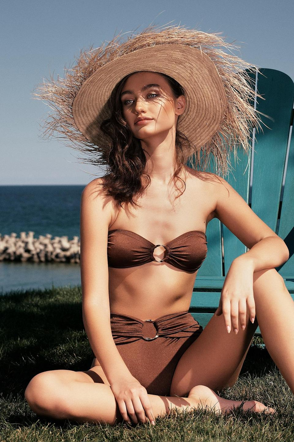 """<p>Founded in 2020 in Bucharest, Sofia Erhan set out to create the perfect line of swimwear, suitable for every woman's body. This summer they are restocking the coveted 2020 Neutrals collection with the addition of an exclusive new design, featuring custom-made fabrics and exceptional workmanship. <a href=""""https://sofiaerhan.ro/en"""" rel=""""nofollow noopener"""" target=""""_blank"""" data-ylk=""""slk:sofiaerhan.ro"""" class=""""link rapid-noclick-resp"""">sofiaerhan.ro</a></p> <p><em>Follow them on Instagram</em> <a href=""""https://www.instagram.com/sofiaerhan.ro/"""" rel=""""nofollow noopener"""" target=""""_blank"""" data-ylk=""""slk:@sofiaerhan.ro"""" class=""""link rapid-noclick-resp""""><em>@sofiaerhan.ro</em></a></p>"""