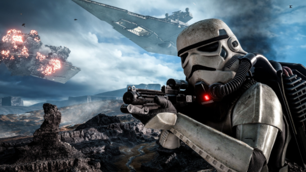 Star Wars: Battlefront 2 - 1