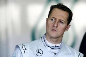 Schumacher's wife is hiding his condition: Racing legend's ex-manager makes startling claim