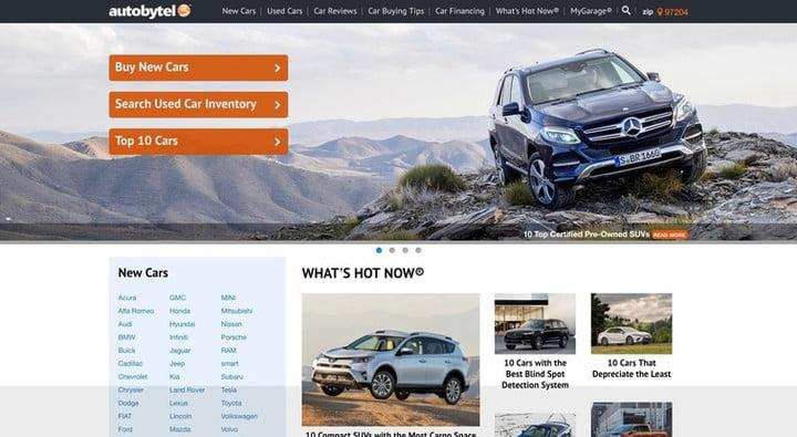 Need a new ride? Here are the best used car sites on the web