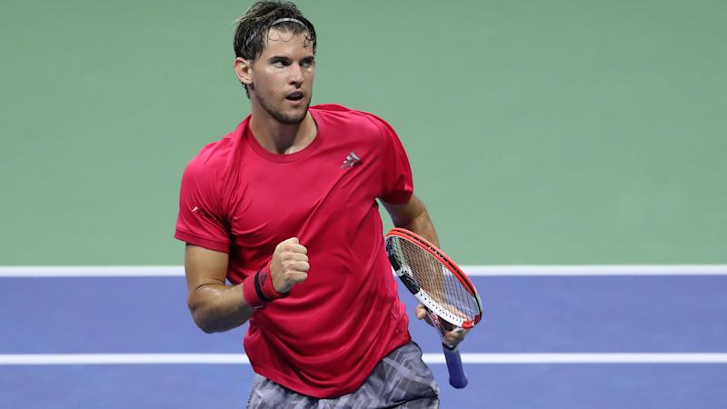 US Open 2020: Thiem sets up Medvedev clash after reaching first New York semi-final