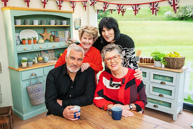 This delightfully British show about sponge fingers and soggy bottoms is now in its tenth series, and is every bit as comforting as the scones it spews. Despite the controversy surrounding a change of channel and lead presenters, the unassuming baking programme seems to be showing no signs of dipping in popularity. Other televisual 'G' obsessions include 'Game of Thrones', which rounded up it's 8-year fantasy rein with a controversial final season (over 1.7 million people cared enough about it to sign a petition demanding a remake), while 'Gogglebox' a programme on TV about people watching TV on TV came from nowhere to become the biggest thing on our telly boxes . We can't move on to the Hs without giving a nod to Goop. Started in 2008 by actress turned entrepreneur Gwyneth Paltrow, the 'wellness' brand is now estimated to be worth $250m. But it hasn't come without controversy. Who could forget the drama over the selling of jade eggs which were meant to be shoved up one's vagina? [Photo: PA]