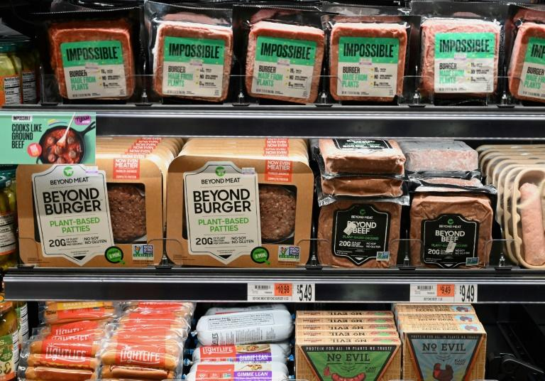 Agri-business giants are branching out with plant-based meat alternatives to try to capitalize on the new trend