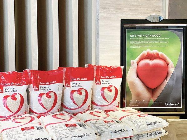 Give With Oakwood: Oakwood Properties Worldwide Rally To Provide Meals For The Less Privileged