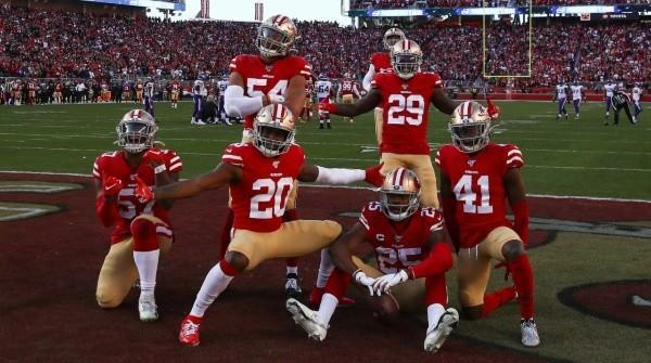 San Francisco 49ers (Getty Images)