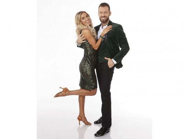 PHOTO: 'Dancing with the Stars' stars Kaitlyn Bristowe and Artem Chigvintsev. (Laretta Houston/ABC)