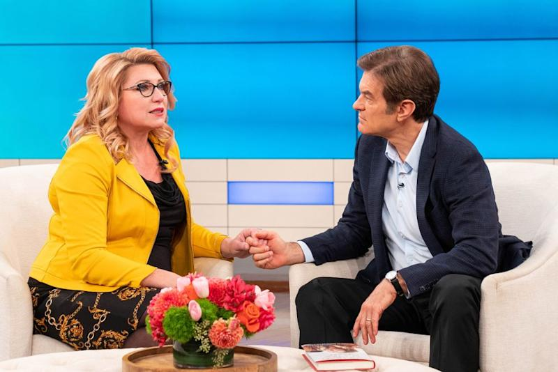 Delilah and Dr. Oz | The Dr. Oz Show