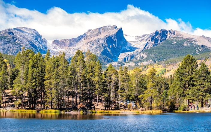 Rocky Mountain National Park - Getty