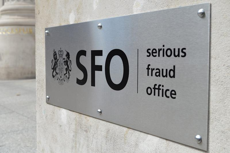 The Serious Fraud Office earned taxpayers more than £1 million last year: SFO