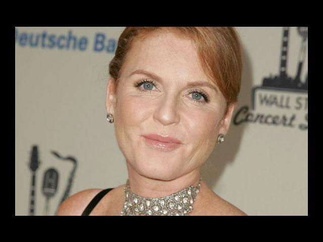 <b>7. Sarah Ferguson</b><br> More commonly known as Fergie, Sarah gained the title of Duchess of York after marrying Prince Andrew in 1986. Famous for her extravagant lifestyle, Sarah surely does know how to live life queen-size.