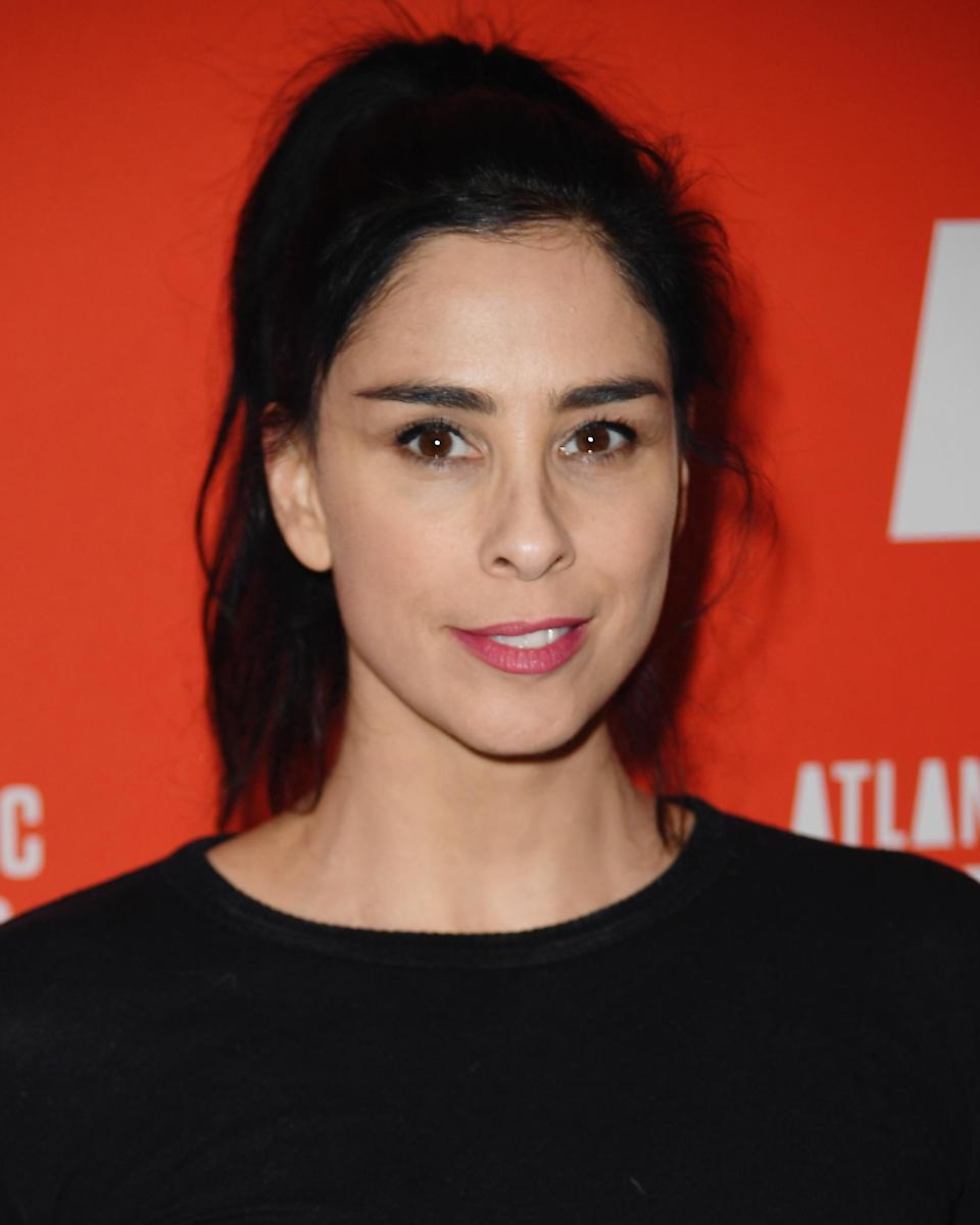 Sarah Silverman wants products to be described in a more diverse way. (Photo: Nicholas Hunt/Getty Images)
