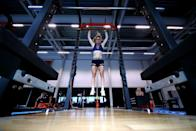 """<p>CrossFit athletes who make it all the way to the final round of the competition take home a hefty sum. In 2019, the <a href=""""https://boxlifemagazine.com/how-much-did-the-top-athletes-make-at-the-2019-crossfit-games/"""" rel=""""nofollow noopener"""" target=""""_blank"""" data-ylk=""""slk:top male and female athletes earned $300,000"""" class=""""link rapid-noclick-resp"""">top male and female athletes earned $300,000</a>, second place got $115,000, and competitors all the way <a href=""""https://www.scmp.com/sport/outdoor/crossfit/article/3019170/what-crossfit-games-prize-money-2019"""" rel=""""nofollow noopener"""" target=""""_blank"""" data-ylk=""""slk:up to 20th place"""" class=""""link rapid-noclick-resp"""">up to 20th place</a> were awarded some type of a monetary prize. </p>"""