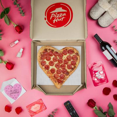 Cheese Lovers rejoice! Just in time for Valentine's Day, Pizza Hut brings back the much-anticipated Heart-Shaped AND Ultimate Cheesy Crust pizzas, available now for a limited time for delivery, carryout or dine-in at Pizza Hut locations across the country.