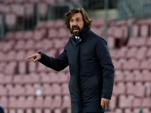 Juventus manager Andrea Pirlo (file image)