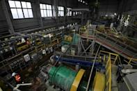 Copper is key to the world's energy transition from carbon (AFP/Natalia KOLESNIKOVA)