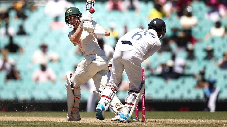 SCG Test: Australia declare on 312, give India 407-run target