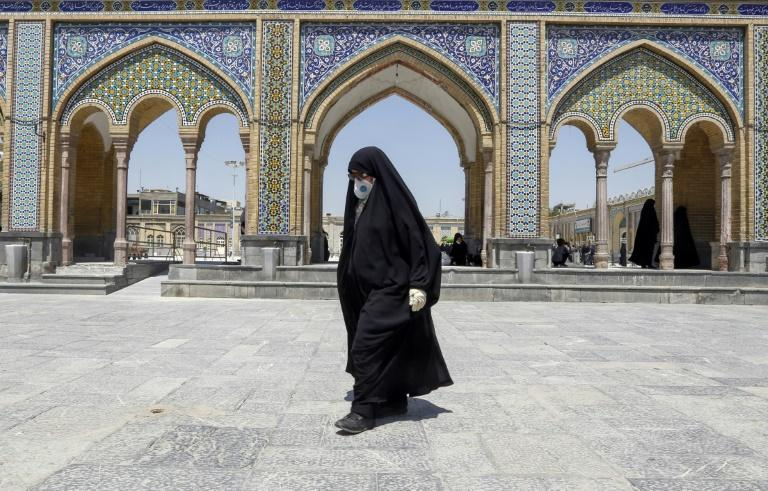 Infections have been on a rising trajectory in the Islamic republic since hitting a near two-month low on May 2, though the official number of daily deaths has remained below 100 in recent weeks