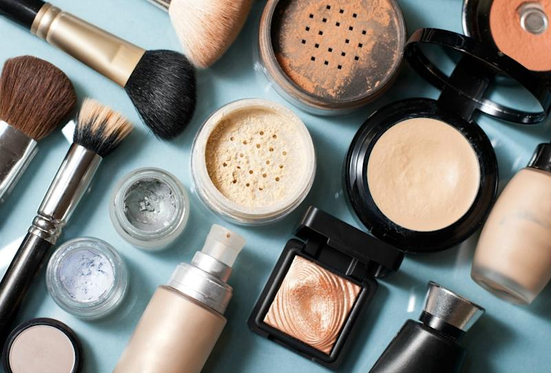 Would you use beauty products scavenged from dumpsters — even if they were sealed? (Photo: Getty)