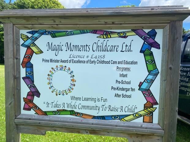 Parents at Magic Moments Early Learning Centre in Tignish are 'very excited' about P.E.I.'s $10-a-day child care plan, says owner Tracy Doyle. (Wayne Thibodeau/CBC - image credit)