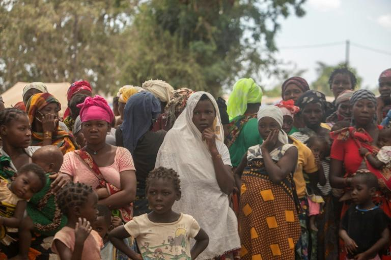 More than half a million people have fled their homes because of the attacks