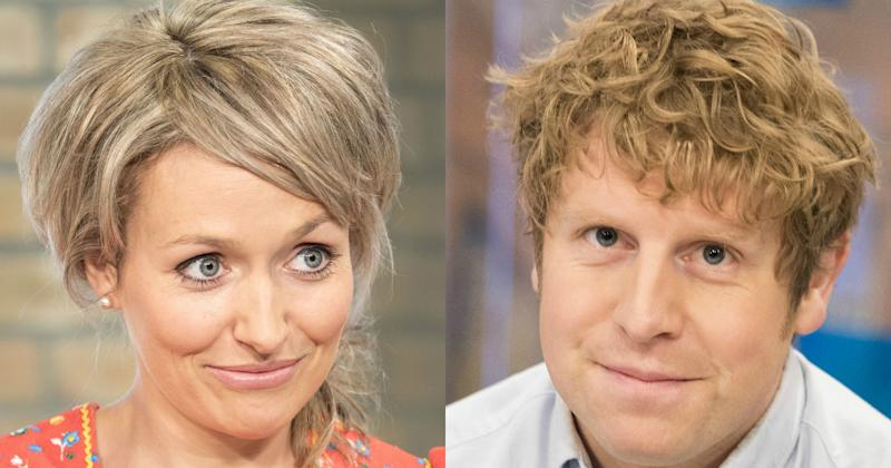 Names in the frame for the roles have included Kate Quilton and Josh Widdicombe (Copyright: Ken McKay/ITV/REX/Shutterstock)