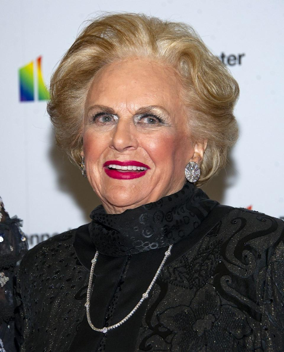 Jacqueline Mars arrives for the formal Artist's Dinner honoring the recipients of the 42nd Annual Kennedy Center Honors at the USA Department of State in Washington, DC on Saturday, December 7, 2019.