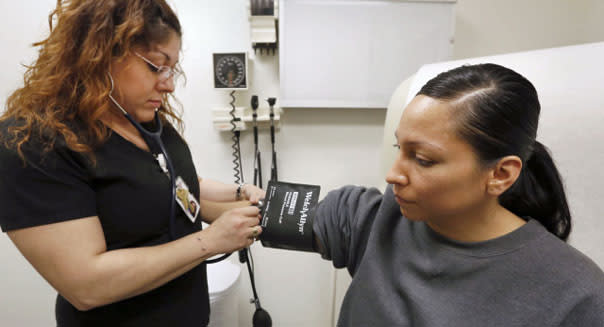 helath care inflation slows