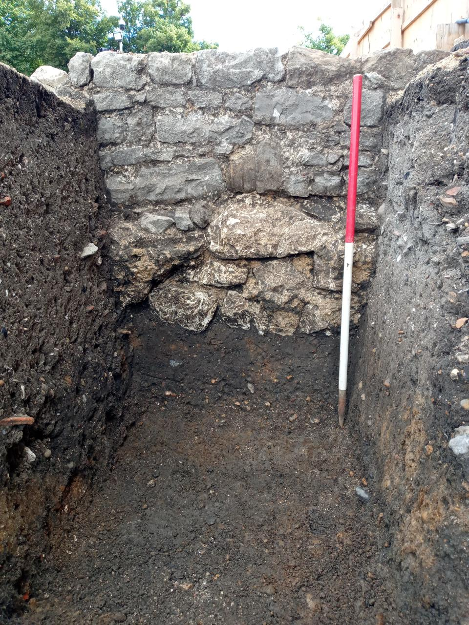 Weston Homes found historic artefacts dating back to the Roman era at its construction site in Barking. Photo: Weston Homes