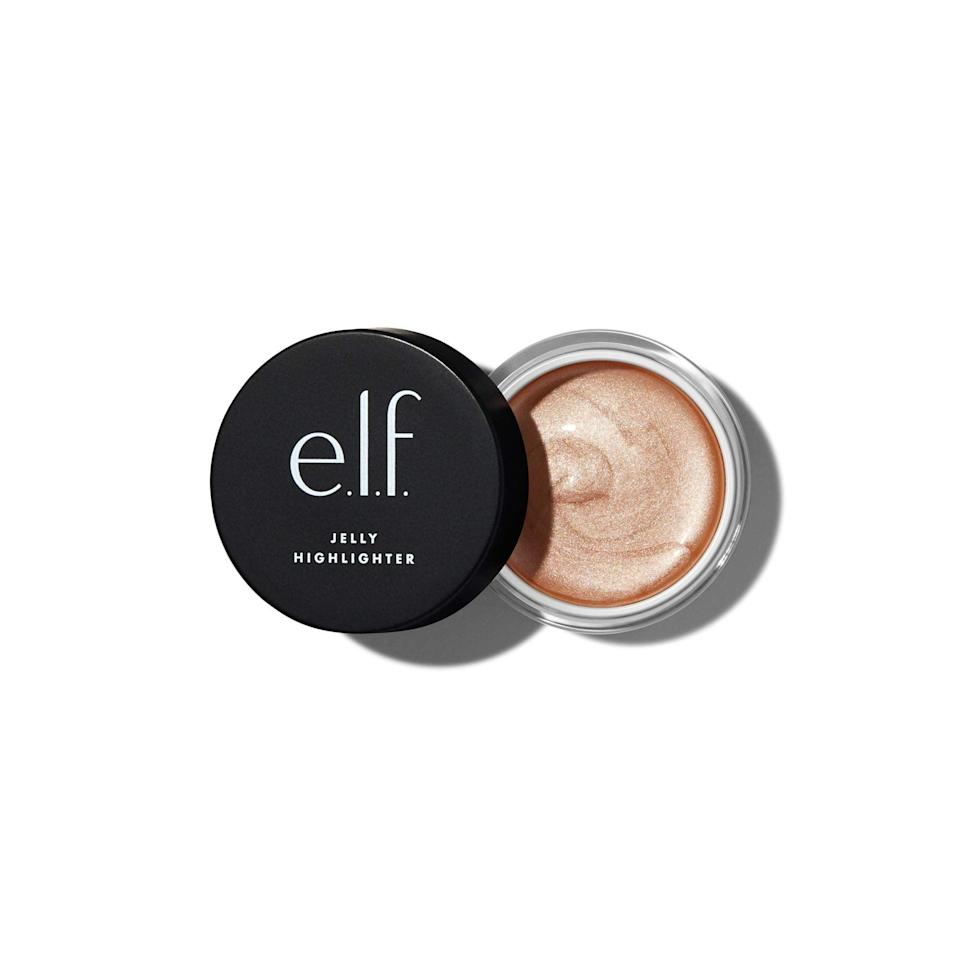 """<h2>e.l.f. Cosmetics <br></h2><br>Among the most budget-friendly makeup brands out there, e.l.f. Cosmetics only makes the deal sweeter by never testing on animals nor using animal products, with all of its brushes and false eyelashes comprised of synthetics.<br><br><strong>e.l.f. Cosmetics</strong> Jelly Highlighter, $, available at <a href=""""https://amzn.to/3rszT6h"""" rel=""""nofollow noopener"""" target=""""_blank"""" data-ylk=""""slk:Amazon"""" class=""""link rapid-noclick-resp"""">Amazon</a>"""