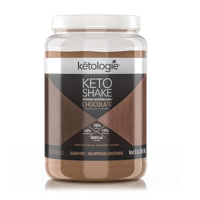 Ketologie has developed a wide range of Keto Diet products that includes chocolate, vanilla and strawberry shakes, collagen protein powder, bone broths and a unique line of probiotics combined with ketones – all free from artificial sweeteners, colors, flavors or preservatives.