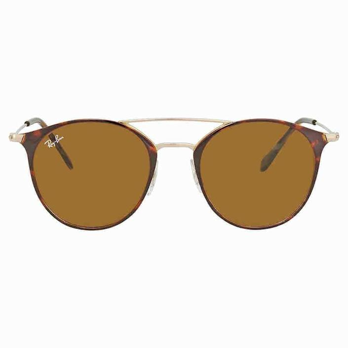 """<p><strong>Ray-Ban</strong></p><p>amazon.com</p><p><strong>$172.00</strong></p><p><a href=""""https://www.amazon.com/dp/B075CVG4JY?tag=syn-yahoo-20&ascsubtag=%5Bartid%7C10056.g.36363979%5Bsrc%7Cyahoo-us"""" rel=""""nofollow noopener"""" target=""""_blank"""" data-ylk=""""slk:Shop Now"""" class=""""link rapid-noclick-resp"""">Shop Now</a></p><p>If she doesn't have a go-to pair of sunglasses, look no further than this classic. The round design compliments a number of face shapes. </p>"""
