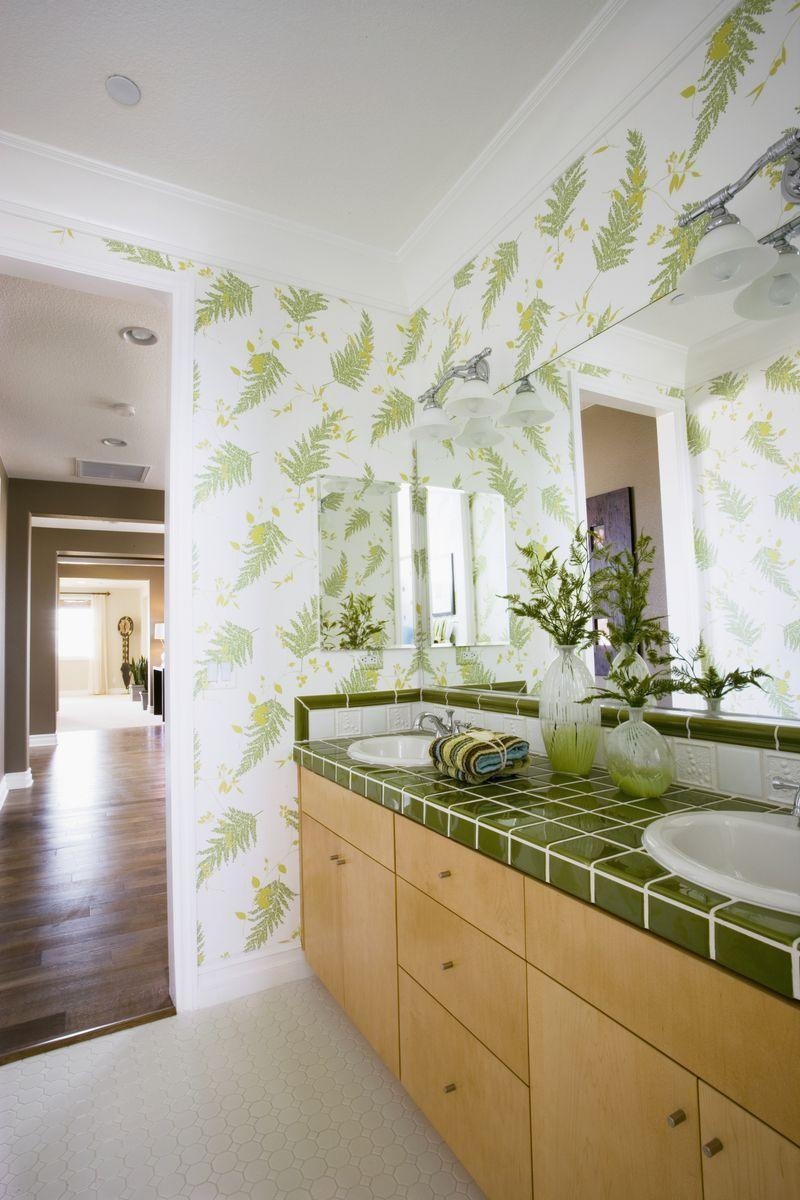 <p>Tile countertops were all the rage in the 1970s, but if you'd like to keep your space current, it's best to leave this trend behind. Plus, it's difficult to clean, so avoid the stress and stick with marble or granite. </p>