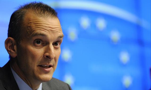 """<span class=""""element-image__caption"""">Travis Tygart criticised the IOC over its handling of the investigations into Russian doping.</span> <span class=""""element-image__credit"""">Photograph: John Thys/AFP/Getty Images</span>"""