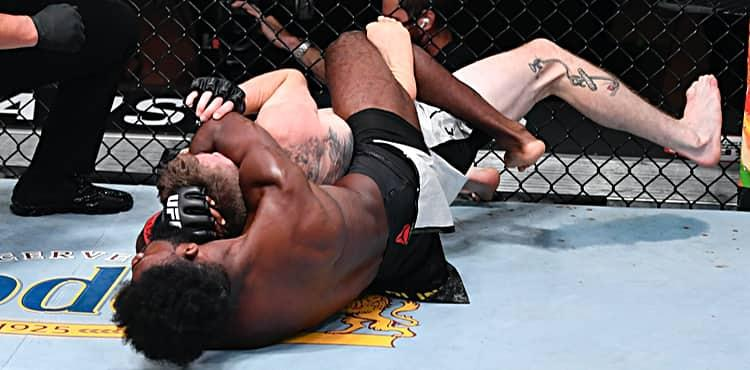 Aljamain Sterling Quickly Submits Cory Sandhagen At Ufc 250 To Earn Title Shot