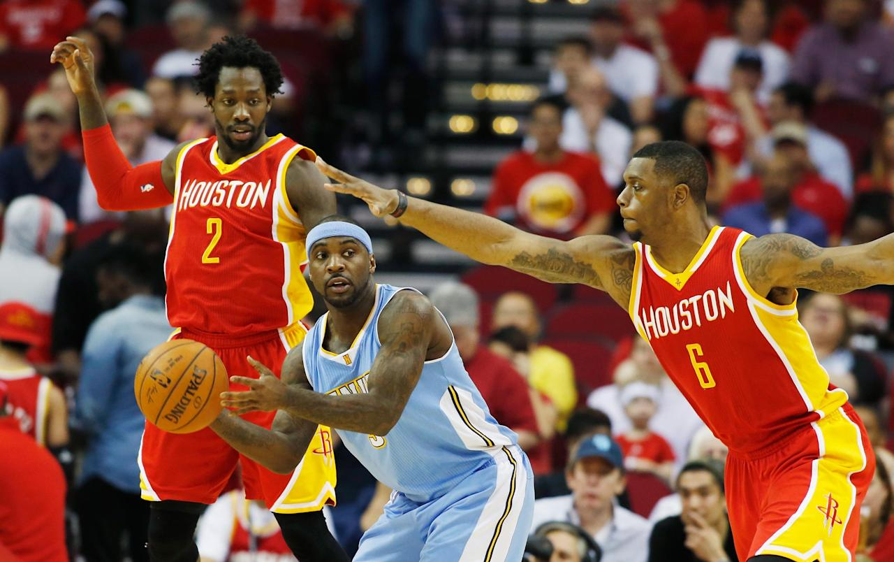 New Rockets PG Ty Lawson gave up his guaranteed contract for 2016-17