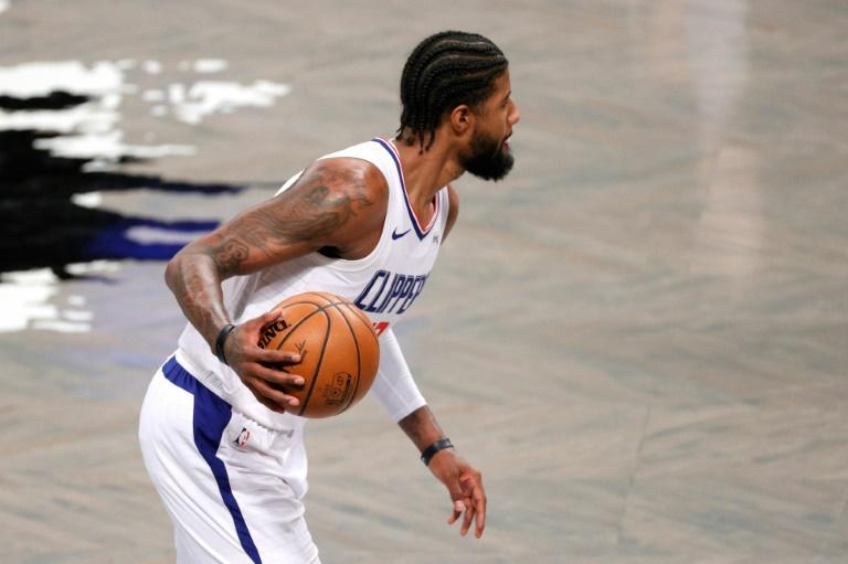 Los Angeles Clippers all-star Paul George got hot from beyond the arc, nailing eight of nine threes as the Clippers routed Cleveland 121-99