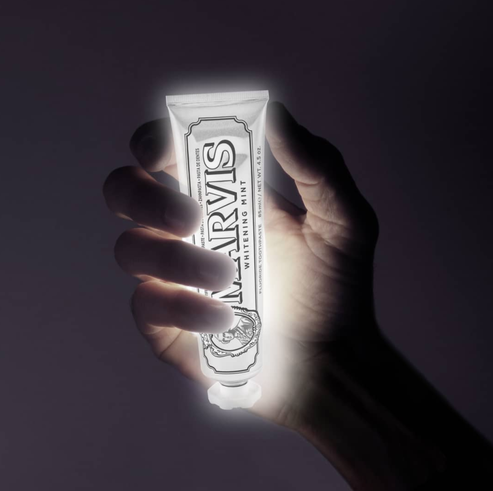 Marvis Whitening Mint Toothpaste (@marvis_is/Instagram)