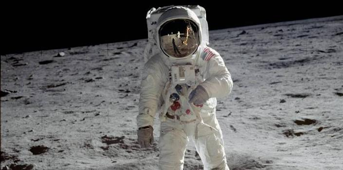 Buzz Aldrin Reveals the True Story Behind the Most Iconic Moon Landing Photo