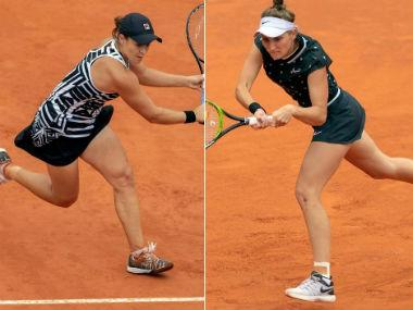 French Open 2019: Ashleigh Barty's robustness meets teen Marketa Vondrousova's big-match mettle in women's singles final