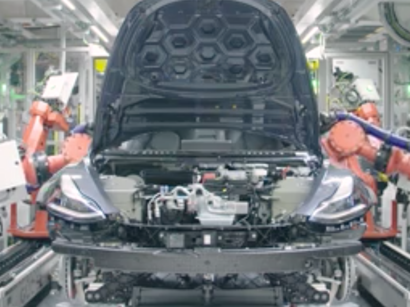 Elon Musk Admits His Robot Problem Caused 'Production Hell'