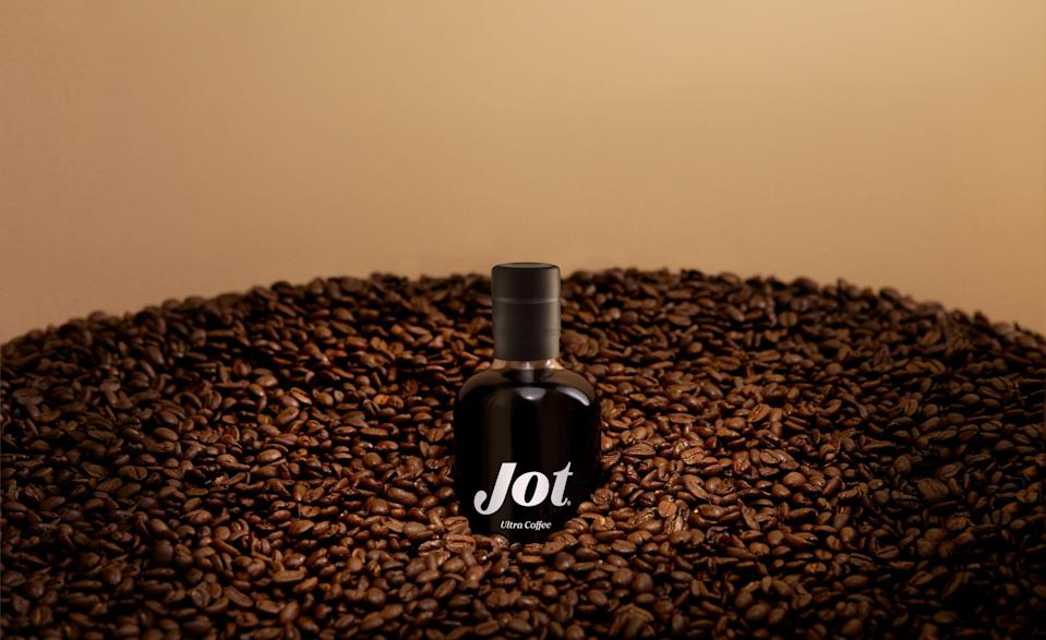 """<p><strong>Jot Coffee</strong></p><p>jot.co</p><p><strong>$24.00</strong></p><p><a href=""""https://go.redirectingat.com?id=74968X1596630&url=https%3A%2F%2Fjot.co%2Fproducts%2Fjot&sref=https%3A%2F%2Fwww.goodhousekeeping.com%2Ffood-products%2Fg33407624%2Fbest-coffee-subscription-boxes%2F"""" rel=""""nofollow noopener"""" target=""""_blank"""" data-ylk=""""slk:Shop Now"""" class=""""link rapid-noclick-resp"""">Shop Now</a></p><p>Jot's bottled coffee isn't for the fainthearted — it's 20x stronger than regular coffee, meaning just a single tablespoon (or even a teaspoon!) can transform hot or cold water or milk into a seriously strong cup of Joe. Each bottle will last you upwards of two weeks, but you can buy a monthly subscription that'll cut the price of a single bottle down to $20. If you love bottled coffee that's ready at a moment's notice, you'll save up to $12 a month by signing up for a subscription.<br></p>"""