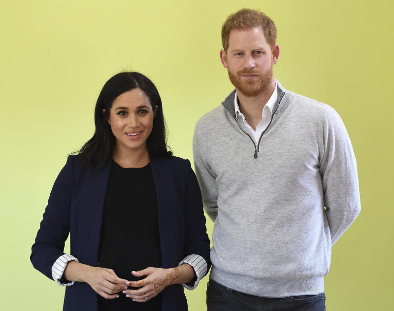 British royal couple agree Netflix content deal