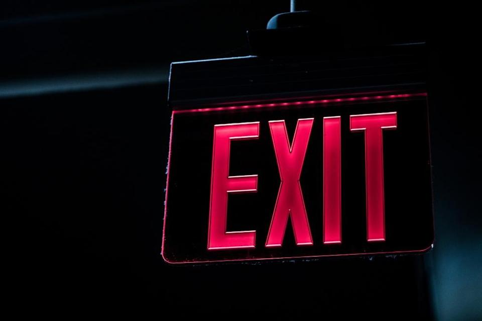Another day, another untimely exit scam in the crypto industry. | Source: Shutterstock