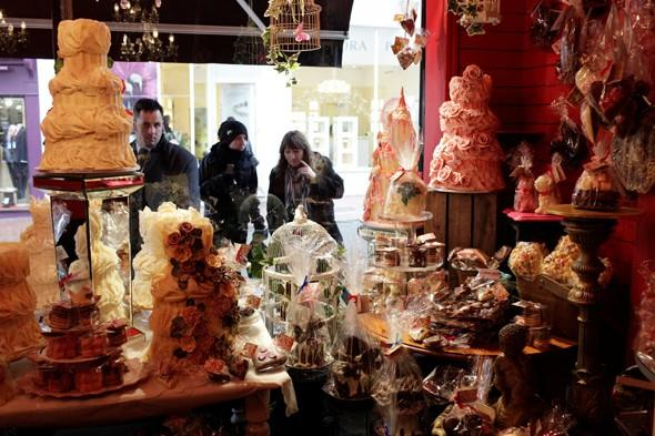Take three: sweet days out for chocoholics