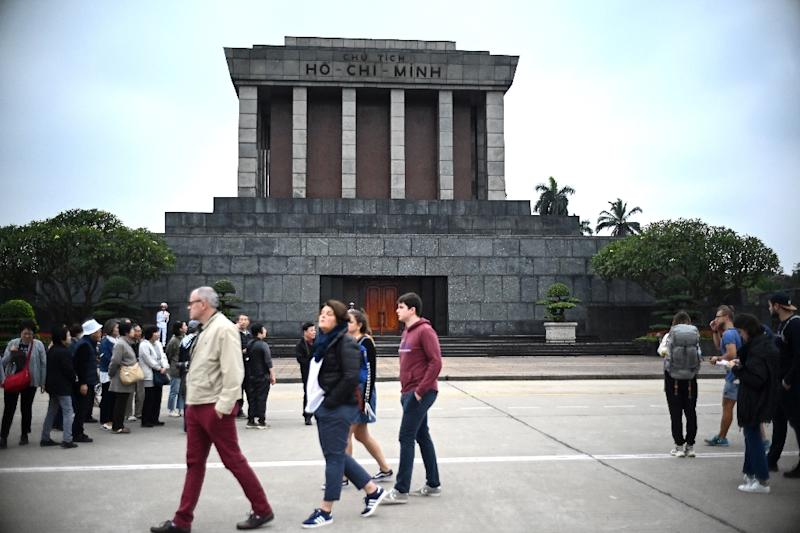 Millions have visited the mausoleum of Vietnam's revolutionary leader Ho Chi Minh's since it opened in 1975