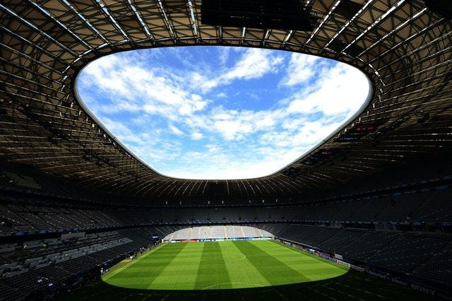 The Allianz Arena in Munich will stage matches at Euro 2020